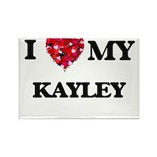 I love my Kayley Magnets