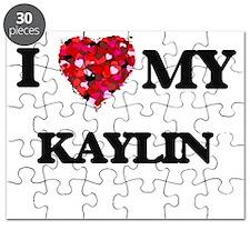 I love my Kaylin Puzzle