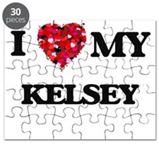I love my Kelsey Puzzle
