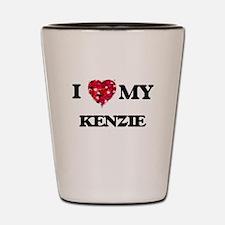 I love my Kenzie Shot Glass