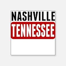 Nashville Tennessee Sticker