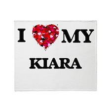 I love my Kiara Throw Blanket