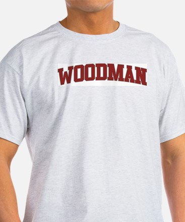 WOODMAN Design T-Shirt