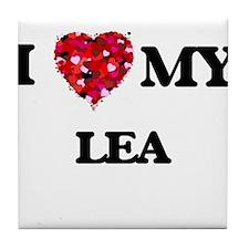 I love my Lea Tile Coaster