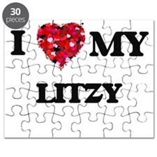 I love my Litzy Puzzle