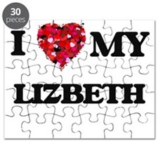 I love my Lizbeth Puzzle