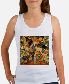 Diana and Her Nymphs Tank Top