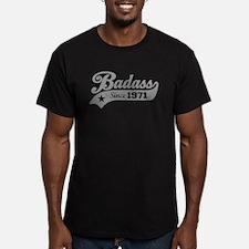 Badass Since 1971 T