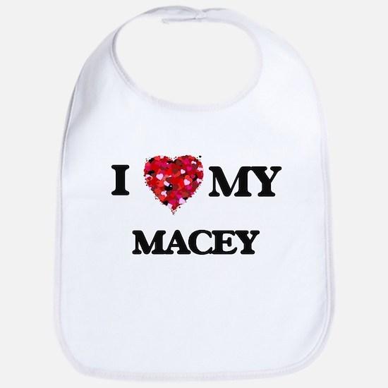 I love my Macey Bib