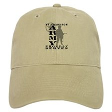 Grandson Proudly Serves - ARMY Baseball Cap