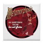 Metamorphosis Tile Coaster