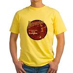 Metamorphosis Yellow T-Shirt