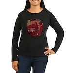 Metamorphosis Women's Long Sleeve Dark T-Shirt