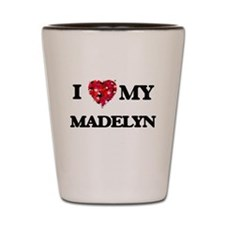 I love my Madelyn Shot Glass