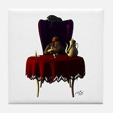 Gypsy Tea Tile Coaster