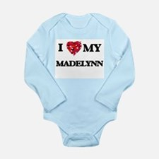 I love my Madelynn Body Suit