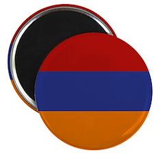 """Armenia Flag"" Magnet"
