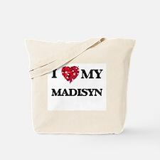 I love my Madisyn Tote Bag