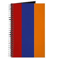 """Armenia Flag"" Journal"
