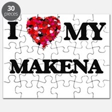 I love my Makena Puzzle
