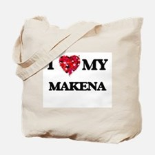 I love my Makena Tote Bag