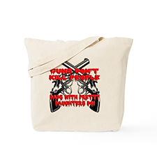 Unique Kill the can Tote Bag