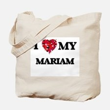 I love my Mariam Tote Bag
