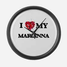 I love my Marianna Large Wall Clock
