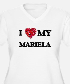 I love my Mariela Plus Size T-Shirt