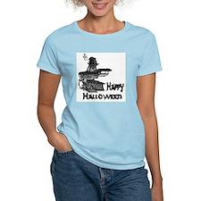 Cute A haunted house T-Shirt