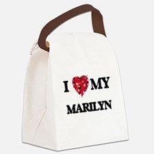 I love my Marilyn Canvas Lunch Bag