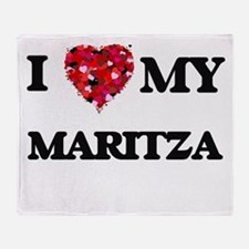 I love my Maritza Throw Blanket