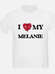 I love my Melanie T-Shirt