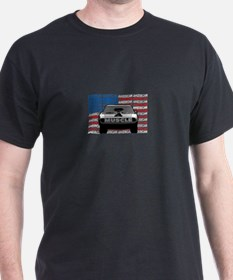 Street Racing American Muscle T-Shirt