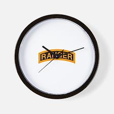 Cute Ranger Wall Clock
