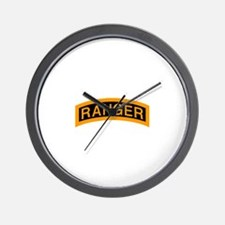Cute Army rangers Wall Clock