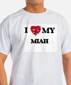 I love my Miah T-Shirt