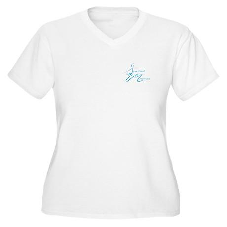 Spirit Move Plus V-Neck T-Shirt