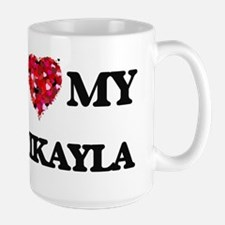 I love my Mikayla Mugs
