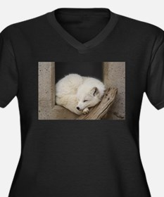 Sleeping corner Plus Size T-Shirt