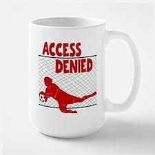 ACCESS DENIED Large Mug