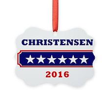 Cute Republican primary elections Ornament