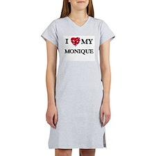 I love my Monique Women's Nightshirt