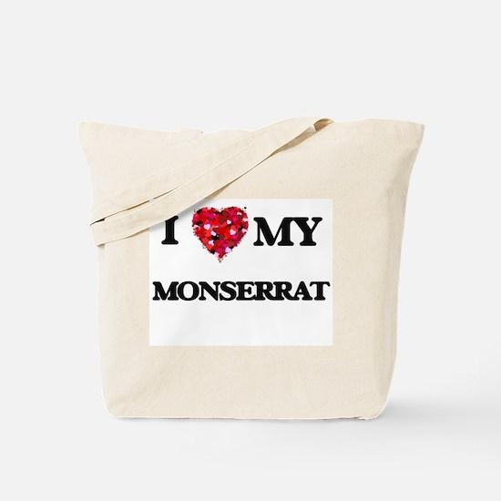 I love my Monserrat Tote Bag