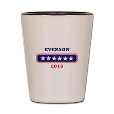 Everson 2016 Shot Glass