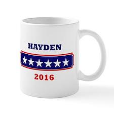 Hayden 2016 Mugs