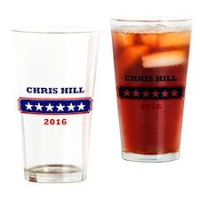 Hill 2016 Drinking Glass