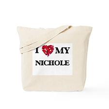I love my Nichole Tote Bag