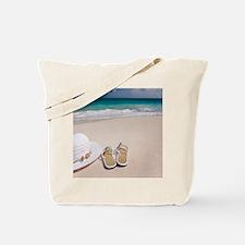 Cool Sand Tote Bag