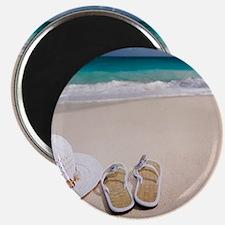 Cute Beach themed Magnet